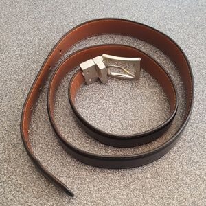 Accessories - Reversible black/brown Belt